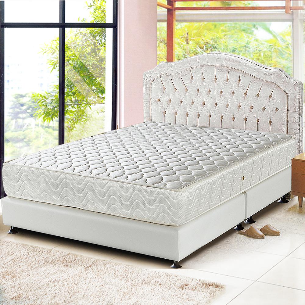 Ally愛麗 記憶3M防潑水蜂巢獨立筒床墊-單人3.5尺