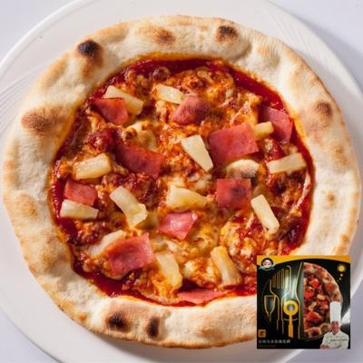 金品夏威夷重乳酪8吋比薩