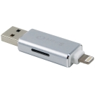 Smart Q Lightning/USB 讀卡機