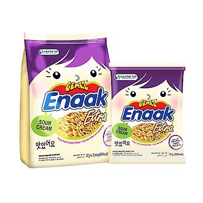 Gemez Enaak 韓式小雞麵-酸奶地瓜味(90g)