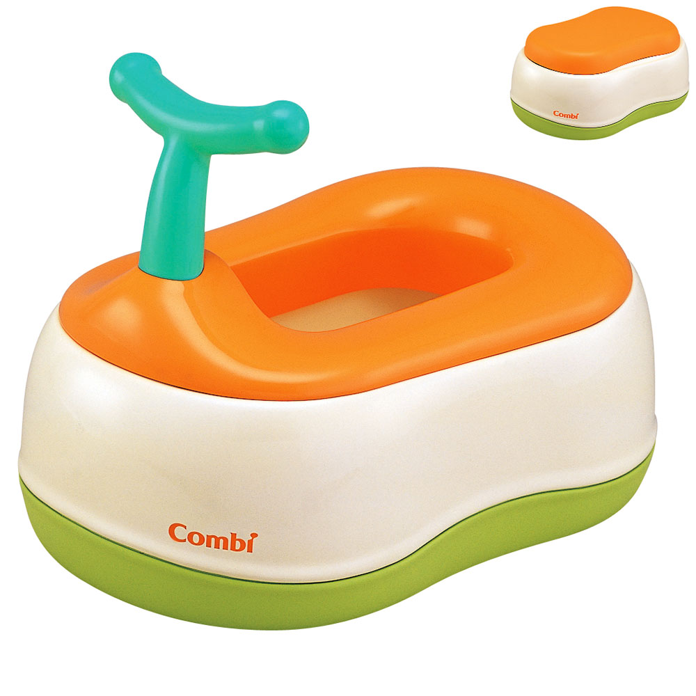 【Combi 康貝】優質三階段訓練便器