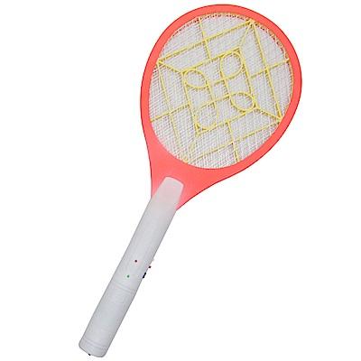 月陽高效能充電式捕蚊拍電蚊拍滅蠅拍(M6597)