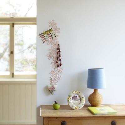 YAMAZAKI 壁飾收納 清新自然-花朵
