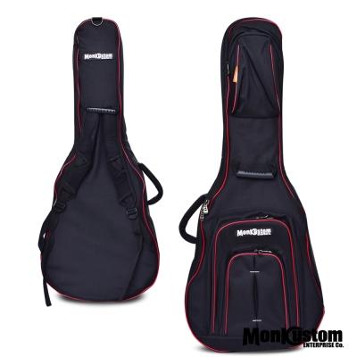 Monkcustom 民謠/古典 吉他 超厚保護設計 防水厚琴袋(41吋以下適用) @ Y!購物
