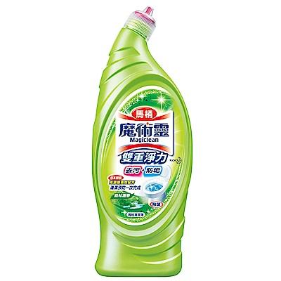 魔術靈 雙重淨力馬桶清潔劑-森林清香 (650ml)