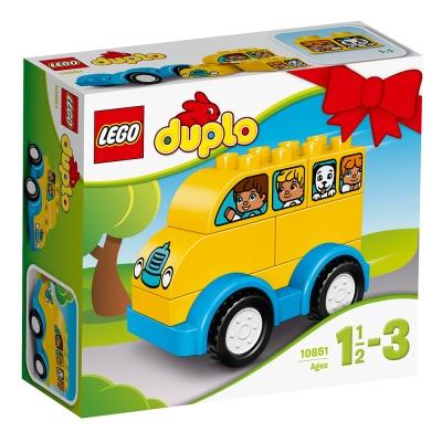 任選-LEGO樂高-得寶系列-10851-我的第一