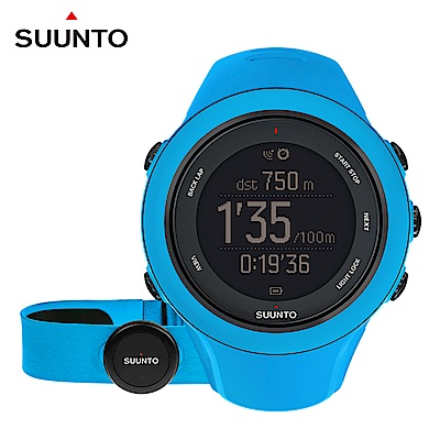 SUUNTO Ambit 3  Sport HR 進階多項目運動GPS腕錶