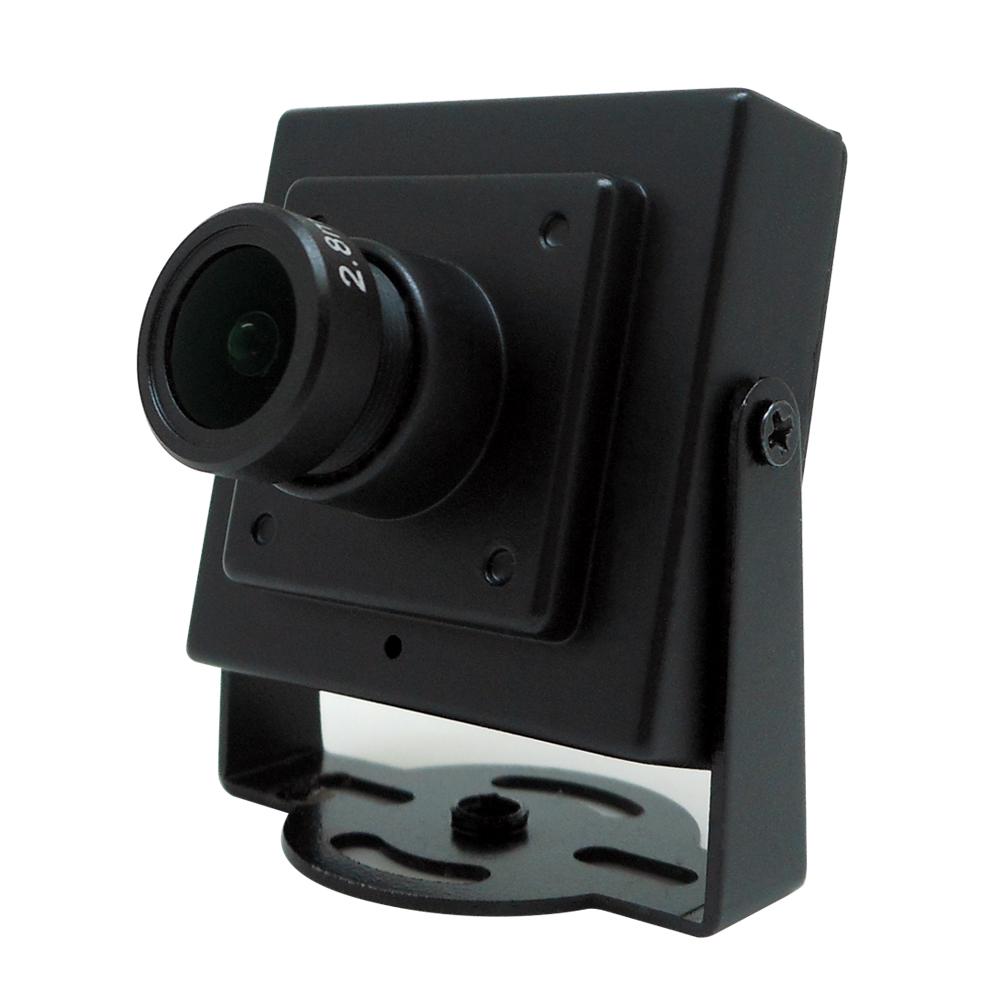 監視器攝影機 -奇巧 AHD 1080P SONY 200萬豆干型魚眼廣角2.8mm監視器