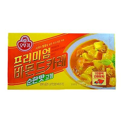 OTTOGI不倒翁 頂級韓國咖哩塊-原味(200g)