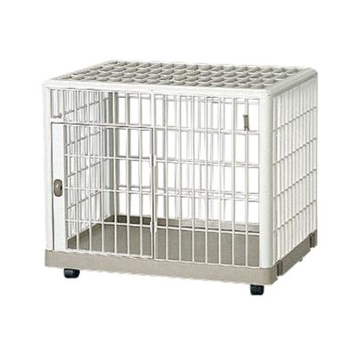 日本IRIS 單層可移動式室內寵物籠(IR-660) X 1入