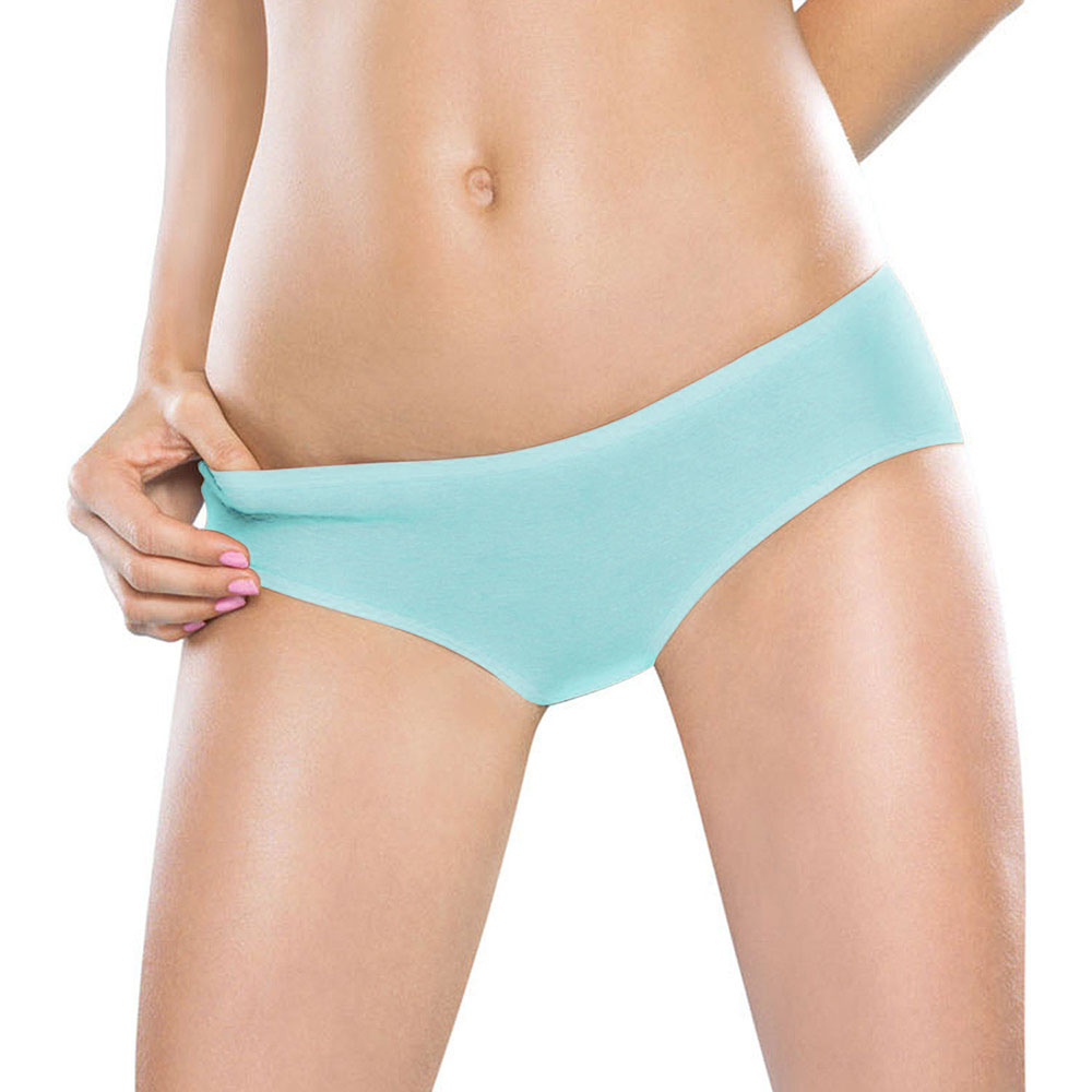 sloggi-Everyday 有機過生活系列平口內褲 M-EL(湖水藍)