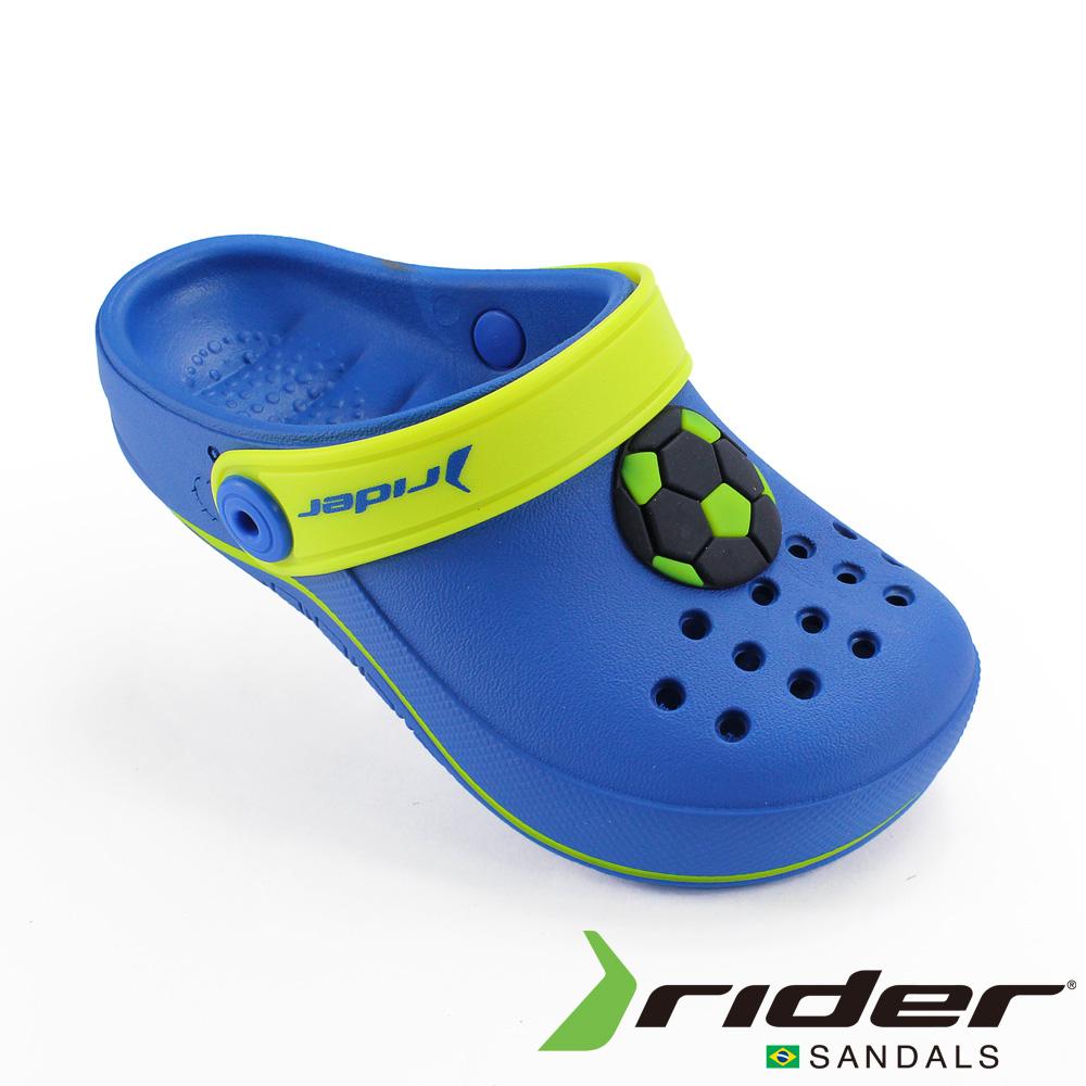 RIDER 巴西-童 布希鞋 FREEDOM 寶藍