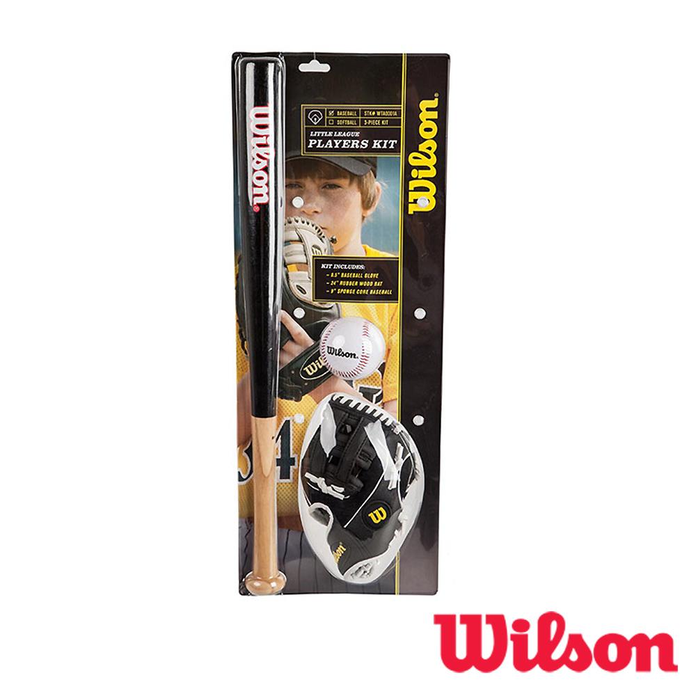 WILSON 兒童棒球組 WTA0001