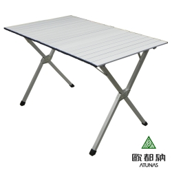 ATUNAS 新款 X型耐重骨架鋁合金蛋捲桌