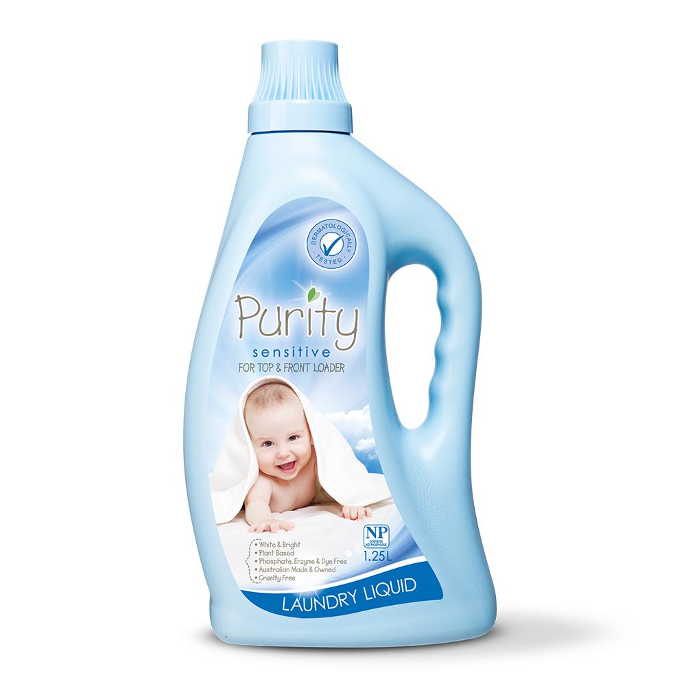 澳洲Natures Organics 植粹嬰幼兒洗衣精(低敏)1.25L @ Y!購物
