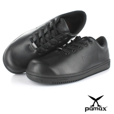 PAMAX帕瑪斯-超彈力氣墊止滑安全鞋-廚房工作鞋、鋼頭鞋-P07701H