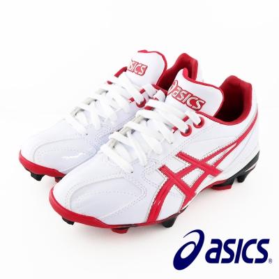 Asics 亞瑟士 超輕量棒壘球膠釘鞋 SFP100-0123 (大童段)