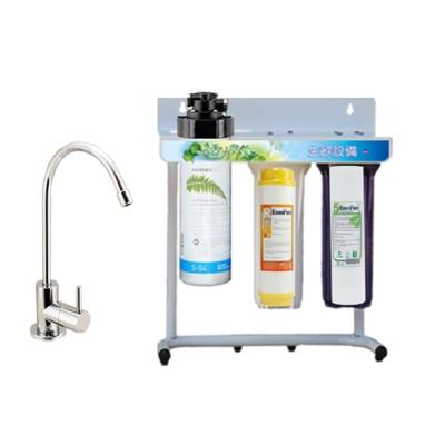美國原廠 Everpure QL2-S54 三道立架型淨水器