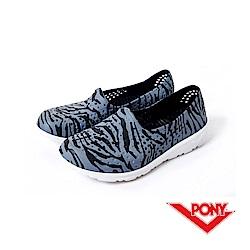 【PONY】中性_Tropic D_輕量透氣GOGO鞋_黑