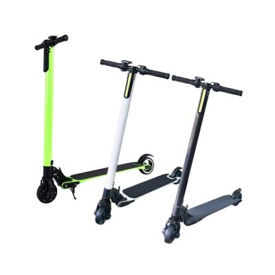 Waymax威瑪 5.5吋碳纖維智能電動避震滑板車-豪華款 X6 (三色可選)