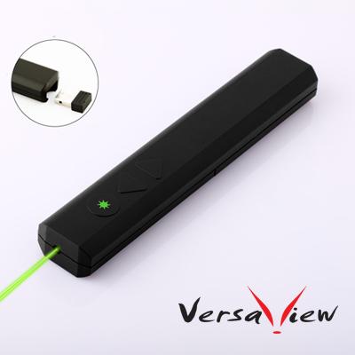 VersaView 名仕級高感度觸控式 綠光雷射簡報器(G1202)