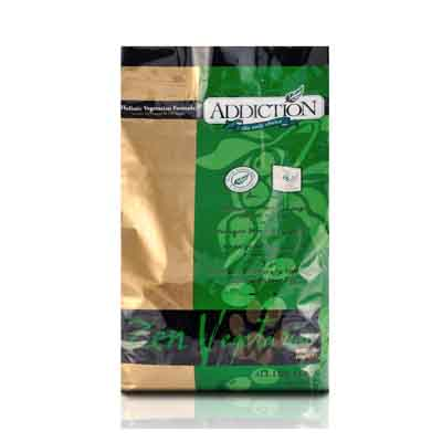 Addiction自然癮食 菩提素食專業狗糧 3磅【2136】