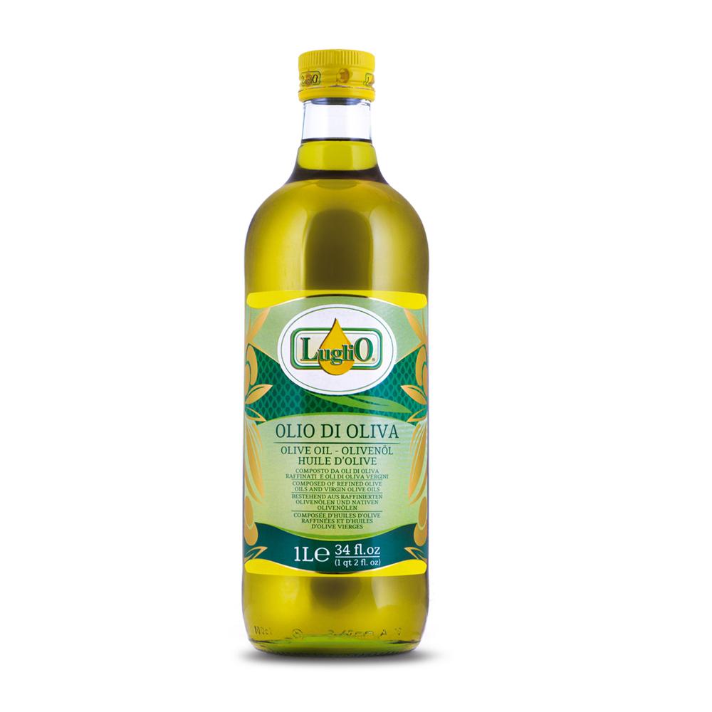 LugliO義大利羅里奧 特級橄欖油(1000ml)