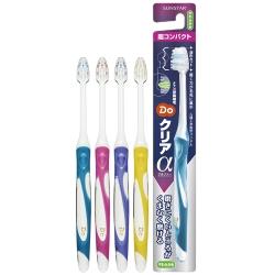 三詩達 DO波浪型超潔淨牙刷1支-軟性毛(顏色隨機)
