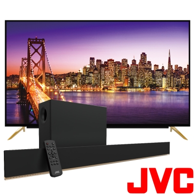 JVC 65吋 4K 液晶顯示器 65Z + J4221 家庭劇院