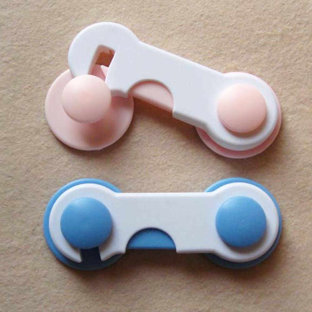 寶寶安全用品 抽屜鎖 櫃門鎖 短鎖 (8入)