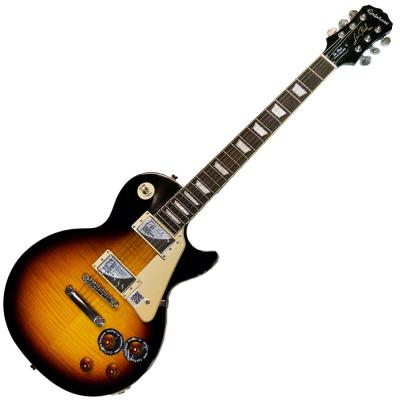 Epiphone LP STD PlusTop Pro VS 電吉他 煙燻漸層色