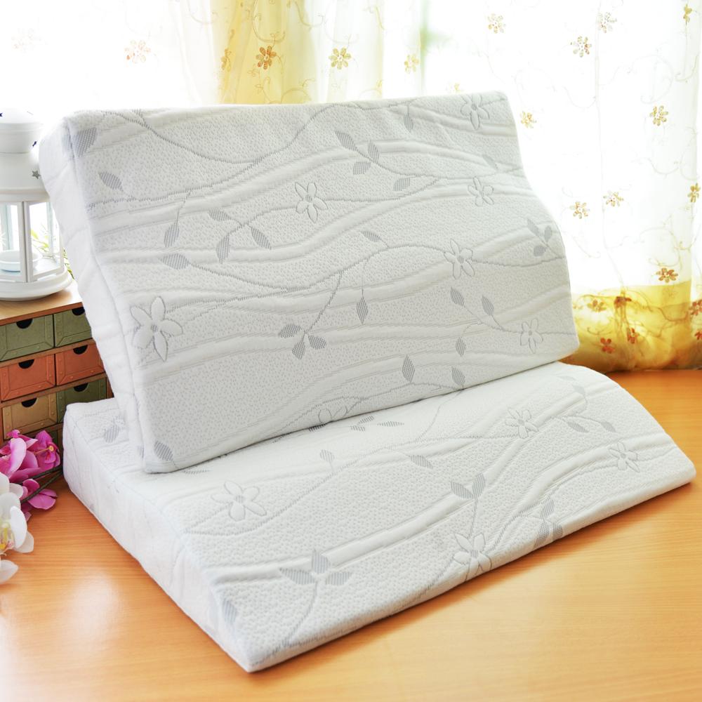 LooCa 特級舒鼾護肩專利記憶枕 2入