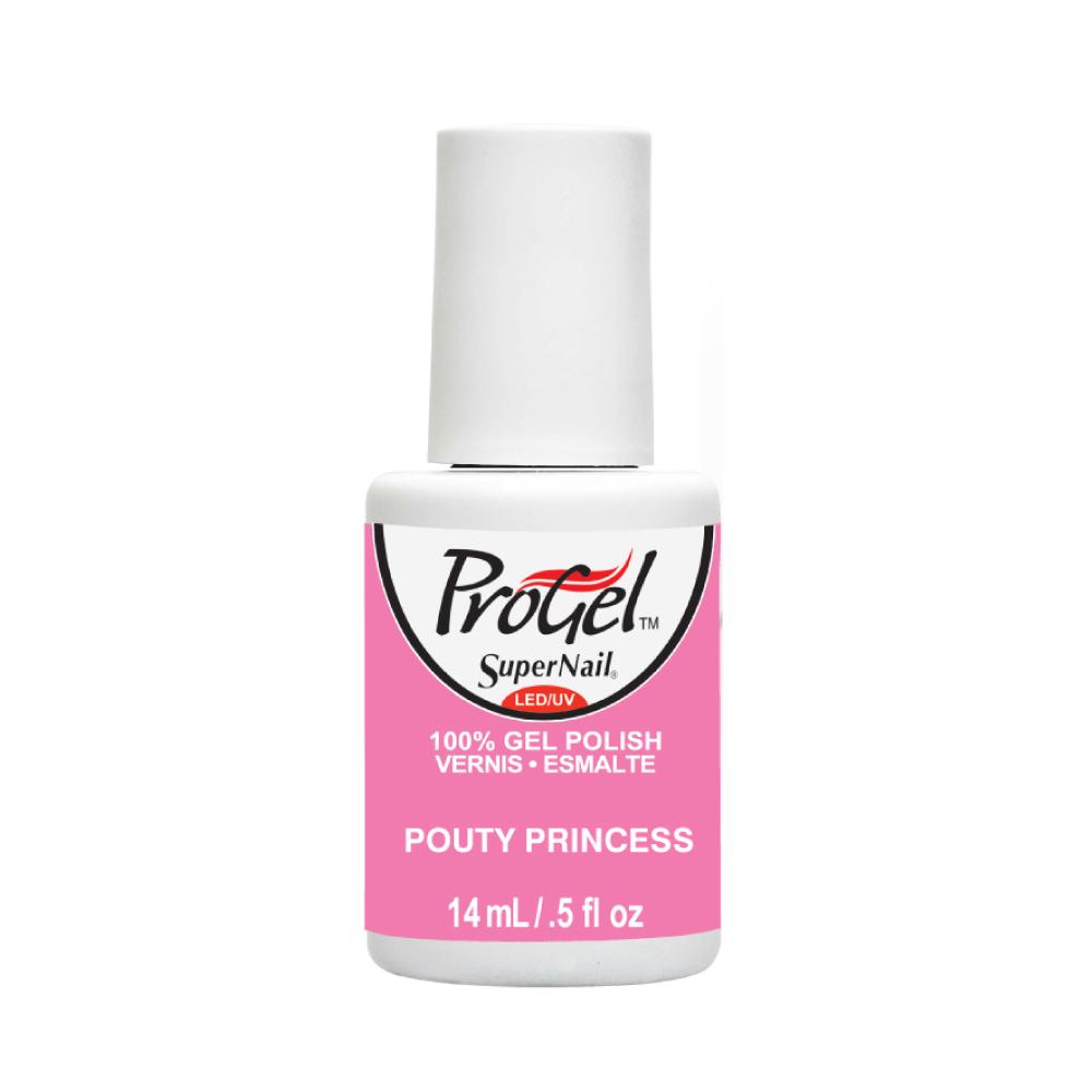 SUPER NAIL 美國專業光撩-81404 Pouty Princess 14ml