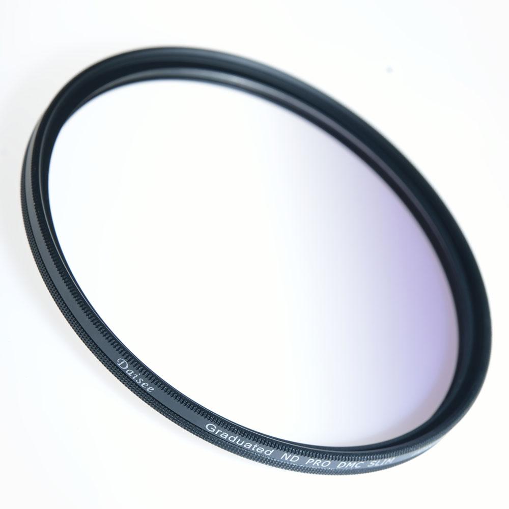 Daisee DMC SLIM半面漸層多層鍍膜減光鏡77mm(公司貨)
