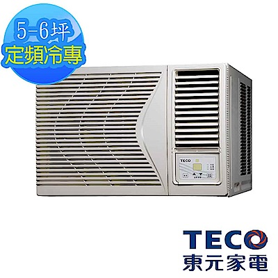 TECO-東元-右吹窗型冷氣R410A-MW25F