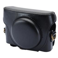 Kamera 兩件式皮質包 for Sony RX100 M2,M3,M4,M5