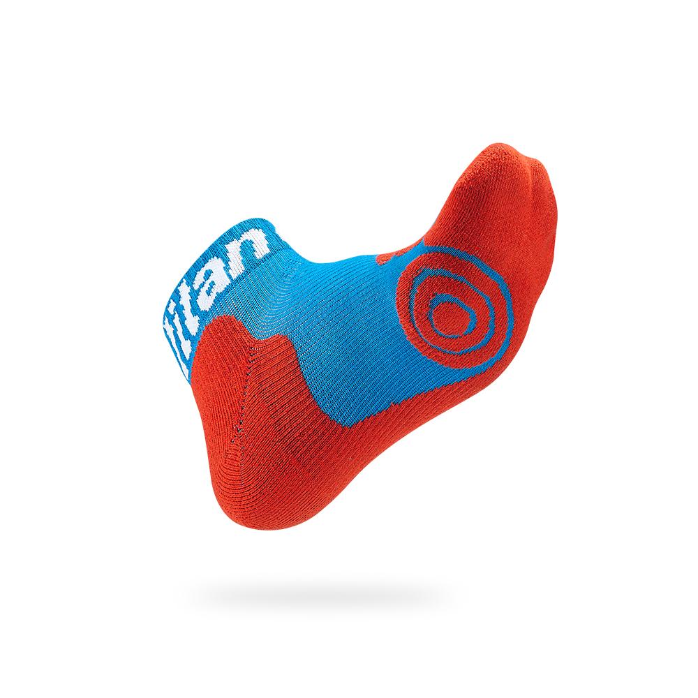 【Titan】太肯Light專業籃球襪2雙-4色可選(適合籃球、躲避球、衝擊跳躍運動)
