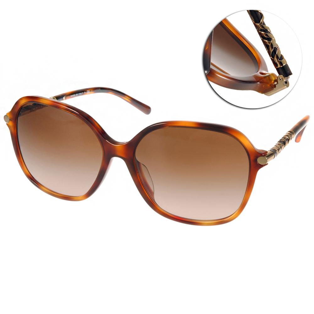 BURBERRY太陽眼鏡 時尚百搭款/琥珀棕#BU4228F 331613