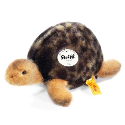 STEIFF德國金耳釦泰迪熊 - Slo TorToise 烏龜 (寵物樂園)