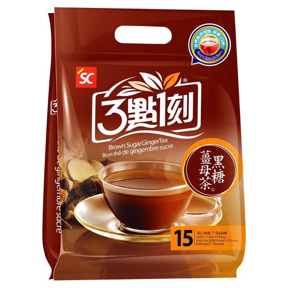 3點1刻 黑糖薑母茶(15gx15包)