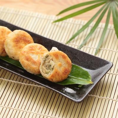 任選_蔥阿伯 蔥餡餅(30顆/包)