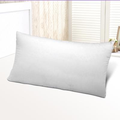 精靈工廠 美式抗菌透氣澎澎舒柔枕/2色 白色