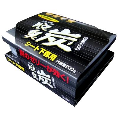 日本雞仔牌-脫臭炭座椅下消臭劑E-95-快