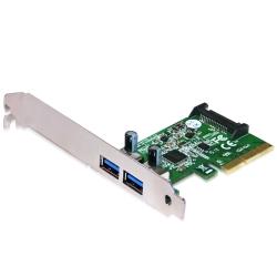伽利略 PCI-E 4X USB3.1 2 Port 擴充卡