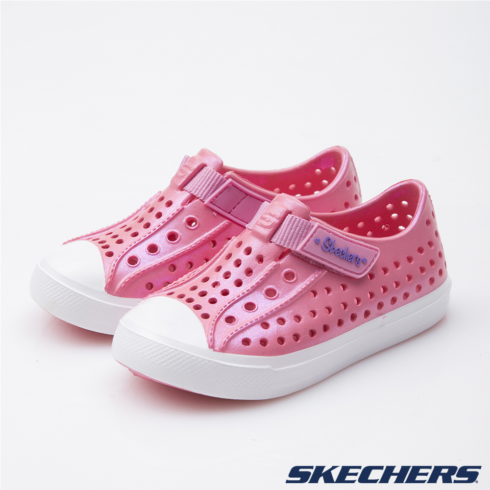 SKECHERS (童) 女嬰系列 Guzman - 86708NPNK