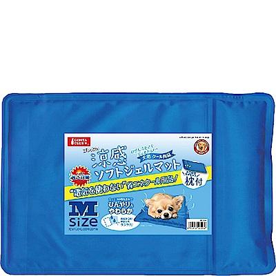 Marukan 涼感帶M枕頭的軟膠墊 DP-319