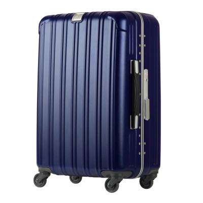 日本 LEGEND WALKER 6201N-49-20吋 細鋁框行李箱 消光藍