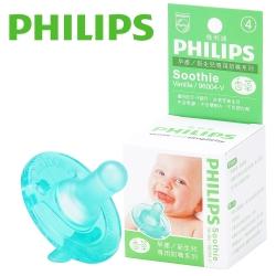 PHILIPS早產/新生兒專用奶嘴(4號香草味Soothie Vanilla)