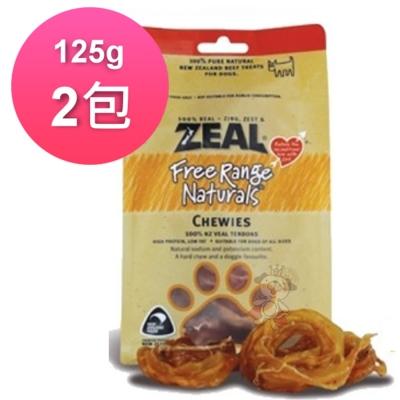 岦歐ZEAL紐西蘭天然寵物食品 牛腱 125g (2包)