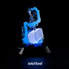 InfoThink雷神鎚3D立光燈